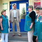 Председатель правления Сенненского райпо Александр Пуцята: Ключ к успеху – модернизация и люди