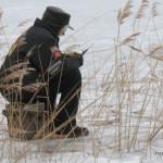 """Сенненский """"ОСВОД"""" предупреждает: главное правило безопасного поведения на льду — не рисковать!"""