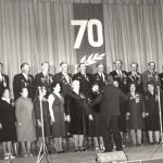 Сенненскому хора ветеранов — 25!