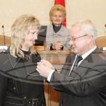 В День Матери сразу три уроженки Сенненского района были удостоены на государственном уровне