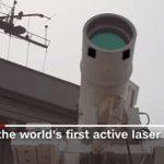 США впервые в мире испытали лазерное оружие