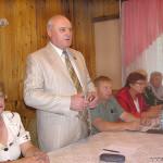 Выбранный кандитат в депутаты по Сенненскому избирательному округу