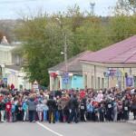 Свыше 600 человек приняло участие в Сенненском марафоне памяти П. М.Машерова