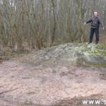 Второй по величине валун в Беларуси – Чертов камень – готовится стать туристическим объектом