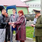 В добрый путь, призывник-2013!