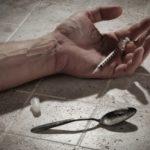 Губит людей наркотик