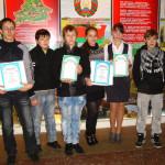 Юные masters и мастерицы из СШ №2 г. Сенно – лучшие в области