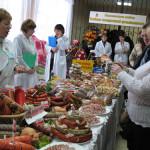 Колбаска и копчёности – сделано в Сенно