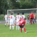 Сенненские футболисты разбили соперников «в сухую»
