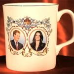 Горе-умельцы перепутали на сувенирных кружках британских принцев