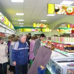 За 3 месяца каждый сенненец оставил в магазинах более 600 тысяч рублей