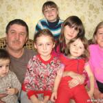 Интернациональное счастье семьи Казіевых
