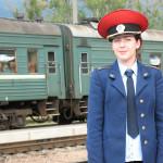 Завтра — День железнодорожника. Здесь встречают и провожают поезда!