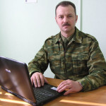 Сенненский военкомат отмечает профессиональный праздник