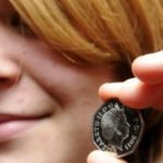Студентка нашла монету «из будущего»