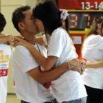 В Таиланде установили новый «поцелуйный» рекорд