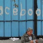 Египтянин, благодарен социальной сети за связь во время митингов, назвал дочь Фейсбук
