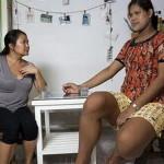 Слепая тайская девочка через опухоль мозга стала самым высоким подростком на планете