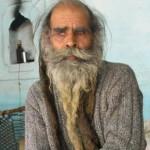 Индус, который не мылся 37 лет, воняет сильнее всего в мире