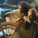 Художник нарисовал Иисуса для молодежи в более современном образе