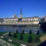 Французский Руан привлекает туристов… дорожными знаками