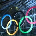 Тоннель, соединяющий Великобританию и Францию, украсили 5-метровыми Олимпийскими кольцами