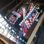 На Волыни пограничники обнаружили скрытыми более полутысячи пачек сигарет