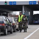 В пограничном пункте контроля «Ягодин» будет ограничено движение транспорта