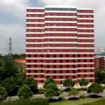 Китайцы построили 15-этажный дом за 136 часов