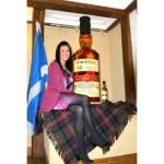 Чешские стеклодувы изготовили бутылку для виски емкостью 228 литров