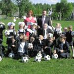 Школьные каникулы футбольные