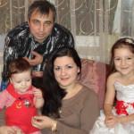 В семье Крыўчанка любят сниматься