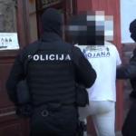 В Сербии во время спецоперации задержали почти 400 человек