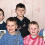 Пятеро братьев ищут маму