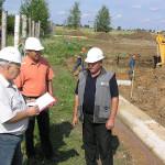 14 августа – День строителя! Сенненских строителей знают за пределами района.